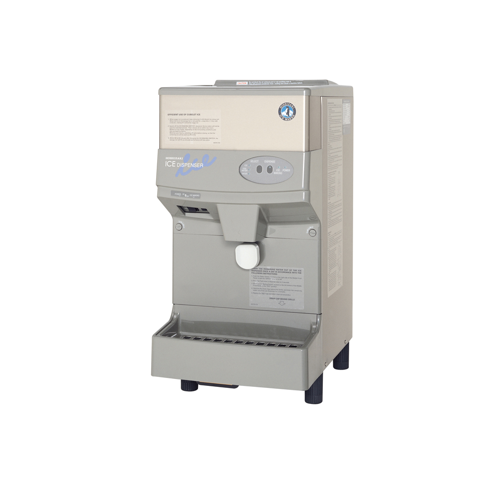 DCM-60KE Hoshizaki Countertop Ice Dispenser 60kg/day - Lec Medical
