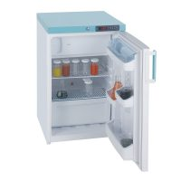 LSC119UK Under-Counter Laboratory Fridge-Freezer Combi Solid Door 119L
