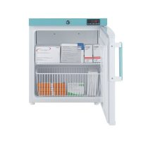 PE109C Countertop Pharmacy Refrigerator Solid Door 45L