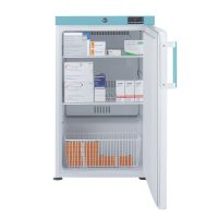 PESR107UK Countertop Pharmacy Essential Refrigerator 107L Solid Door