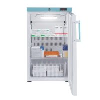 PG307C Under- counter Pharmacy Refrigerator Glass Door 107L