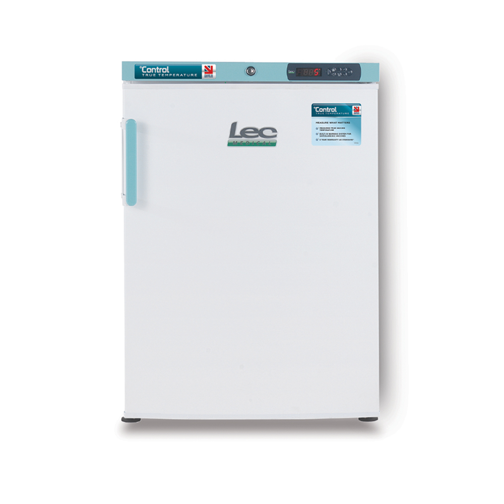 Under-counter Pharmacy Refrigerator Solid Door 151L