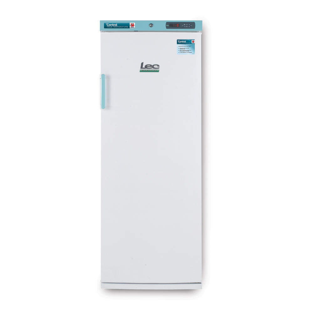Freestanding Pharmacy Refrigerator Solid Door 273L