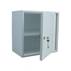 CDC500 Wall Mounted, Ambient Steel Controlled Drugs Cabinet 500L ...